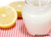 Yogur de limón
