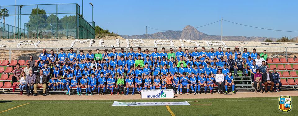 Mundosol CF Racing La Murada